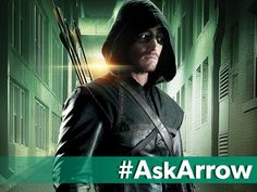 Have a question for Arrow? Use #AskArrow for a chance to have the cast them answered by the cast at Comic-ConR 2014! #CWSDCC #WBSDCC