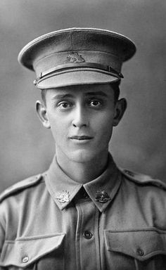 Private Ernest Henry Lea Maclaren, died 4 August 1916, WW1, Somme. Unit: 27th Battalion, Australian Infantry, Australian Imperial Force. © IWM