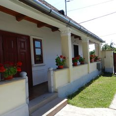 Garage Doors, Outdoor Decor, House, Hungary, Blog, Home Decor, For Sale, Houses, Decoration Home