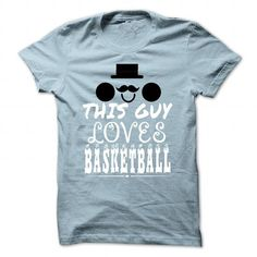 Limited Edition This guy loves Basketball - Hot Trend T-shirts