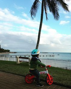 Who here would enjoy a nice day at the beach? 🌴🌴🌴  Kids   Outdoor activities   Parenting   Toys   Balance Bike   Y velo   Yvolution   Mother   Toddler