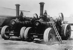 Fowler Ploughing engines