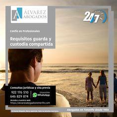 Requisitos guarda y custodia compartida. https://alvarezabogadostenerife.com/?p=4724