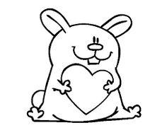 Resultado de imagen para dibujos para colorear faciles de corazones
