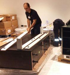 Soluciones Modulares; montadores de muebles y equipamiento comercial en Tenerife. Prestamos servicio en toda Canarias