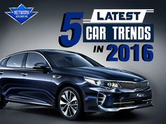 Want to know the 5 latest car trends in 2016? Check out our blog! #Trust #NetworkAutoBody #Luxury #Love #Your #Vehicle #Auto #AutoBody #LA #New #Paint #Car #PicOfTheDay #Amazing #Wheels #Rims #Repairs #Transformation #Makeover #Vehicles #California #Cars #Of #LosAngeles #Best