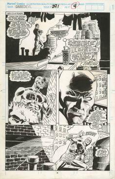 DAREDEVIL #291 PAGE 4
