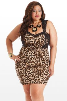 Be My Babydoll Animal Print Dress | Fashion I will/want to wear ...
