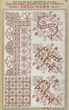 Gallery.ru / Фото #140 - старинные ковры и схемы для вышивки - SvetlanN