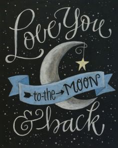 Social Artworking Canvas Painting Design - Love You to the Moon Canvas Painting Designs, Black Canvas Paintings, Cute Paintings, Canvas Designs, Diy Canvas Art, Paint Designs, Paintings With Black Background, Fall Canvas, Back Painting