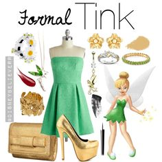 Tinkerbell formal