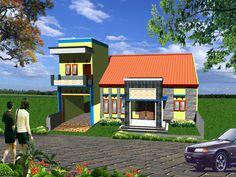 Desain Rumah Impian - http://www.istanagriya.com/desainrumah-48/