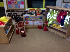 Fire station role play