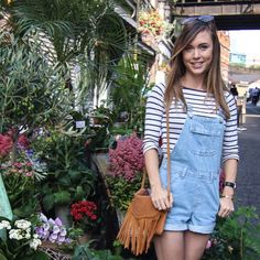 Hannah Michalak, 12 Year Old, Overall Shorts, Creepy, Overalls, Fashion Outfits, Legs, My Style, Instagram Posts