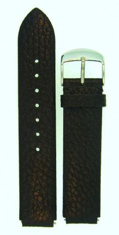08ac91db2 Fits Philip Stein Size 1 18mm Black Calf Leather Watchband with Spring Bars  - by JP