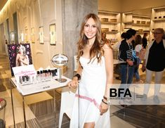 Isabel Madison at thedropLA@barneys : Day 1 / id : 2934627 by Marc Patrick/BFA.com