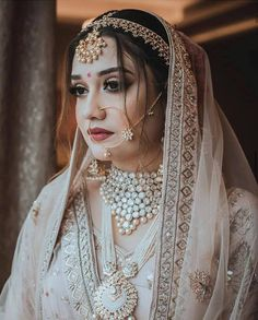 Perfect finishing to a bridal look is given by stunning nose rings! Book the best makeup artist now with BookEventZ to get the perfect bridal look on THE DAY! Indian Wedding Wear, Wedding Dress, Desi Wedding, Indian Wear, Wedding Chura, Wedding Bride, Bride Photography, Indian Wedding Photography, Beautiful Indian Brides