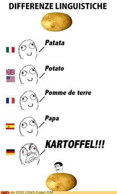 German is so scary sometimes! Haha The Effective Pictures We Offer You About Silly Jokes in hindi A quality picture can tell you many things. You can find the most beautiful pictures that can be prese Silly Jokes, Stupid Funny Memes, The Funny, Hilarious, Funny Images, Funny Pictures, Learn German, Learn French, Jokes In Hindi