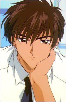 CardCaptor Sakura ~~ Touya Kinomoto :: I want to know what he's thinking...