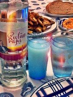 Klup Rakı Turkic Drink