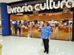 Livraria Cultura em Brasília, DF
