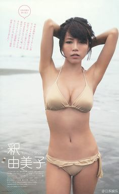 釈由美子(Yumiko Shaku)Apr 11, 2015⑨http://sexy-lady-japan.tumblr.com/