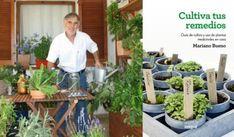 """""""El cultivo de plantas medicinales en el huerto o en el balcón, son una magnifica fuente de biodiversidad, vitalidad y alegría, que además nos brindan la p"""