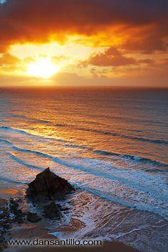 Three Cliffs Bay, Gower, Swansea, Wales - Yet another great Welsh beach walk........