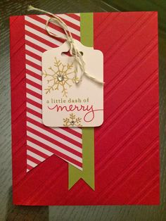 Planetmarce Design: Stampin' Up! Endless Wishes
