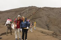 Mt. Bromo - March 2012 People Change, Mars, Journey, March, Mars Symbol