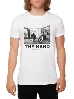 The Neighbourhood Made In Califournia Slim-Fit T-Shirt