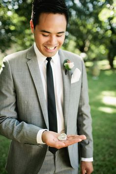 #wedding #credits photos: Yann Audic #La mariee aux pieds nus #groom