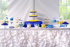 Candy Buffet Jars, Huron County, Wedding Candy, Glamorous Wedding, Wedding Story, Brussels, High Gloss, Ontario, Birthday Cake