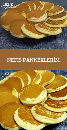 Nefis Pankeklerim Fast Easy Dinner, Fast Dinner Recipes, Fast Dinners, Dutch Recipes, Turkish Recipes, Indian Food Recipes, Cranberry Relish, Paleo Vegan, Turkish Breakfast