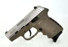 "@sccyfirearms SCCY Industries CPX-2 TTDE Dark Earth 9mm 3.1"" [New in Box] $279.99 
