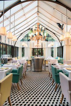 Mr. Tripper Is Back From… Royal Monceau !