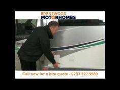 Motorhome hire and campervan rental Barnsley - Call 01226 610779
