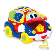 Ma voiture boite à formes Baby Smile : King Jouet, Activités d'éveil Baby Smile - Jeux d'éveil