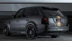 Range Rover Sport Kit 3/4 rear view courtesy of Luxor Auto.