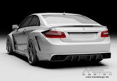 #Mercedes Benz E-Class W207 by MEC Design #MercedesBenzofHuntValley