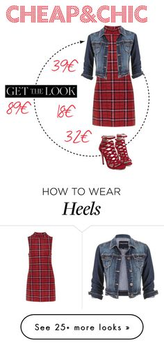 """""""Tartan Dreams"""" by trendcrossing on Polyvore featuring Topshop, maurices and tartandress"""