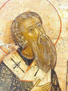 Venerable Father Zosima the Bishop of Babylon - Orthodox Church in America