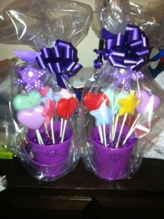 Scentsy Wax Bouquets - great hostess gift idea!