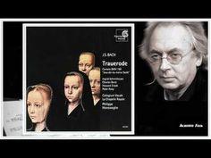 #NowPlaying #Bach : cantate Laß, Fürstin, laß noch einen Strahl, BWV 198 by Herreweghe