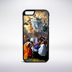 Nicolas Poussin - The Assumption Of The Virgin Phone Case – Muse Phone Cases