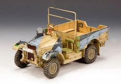 World War II British Army Morris 15 cwt. Truck - Made by King and Country Military Miniatures and Models. Factory made, hand assembled, painted and boxed in a padded decorative box. Excellent gift for the enthusiast. Little Truck, King And Country, Military Modelling, Military Diorama, Toy Soldiers, Panzer, British Army, Armored Vehicles, Skin So Soft