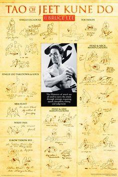 """Tao of Jeet Kune Do"" by Bruce Lee"