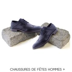 Chaussures fêtes hommes