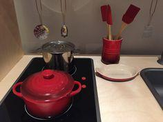 Pottery Barn Le Creuset kids cookware
