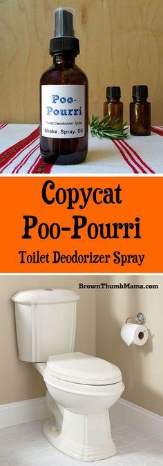 Poo Pourri Essential Oils Kindakrunchy Net Diy Creations